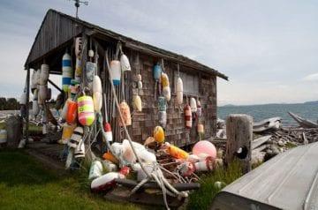 Lummi Island Buoys