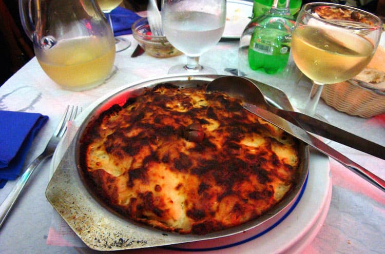 The tradition of Bacalhau - Bacalhau com Natas