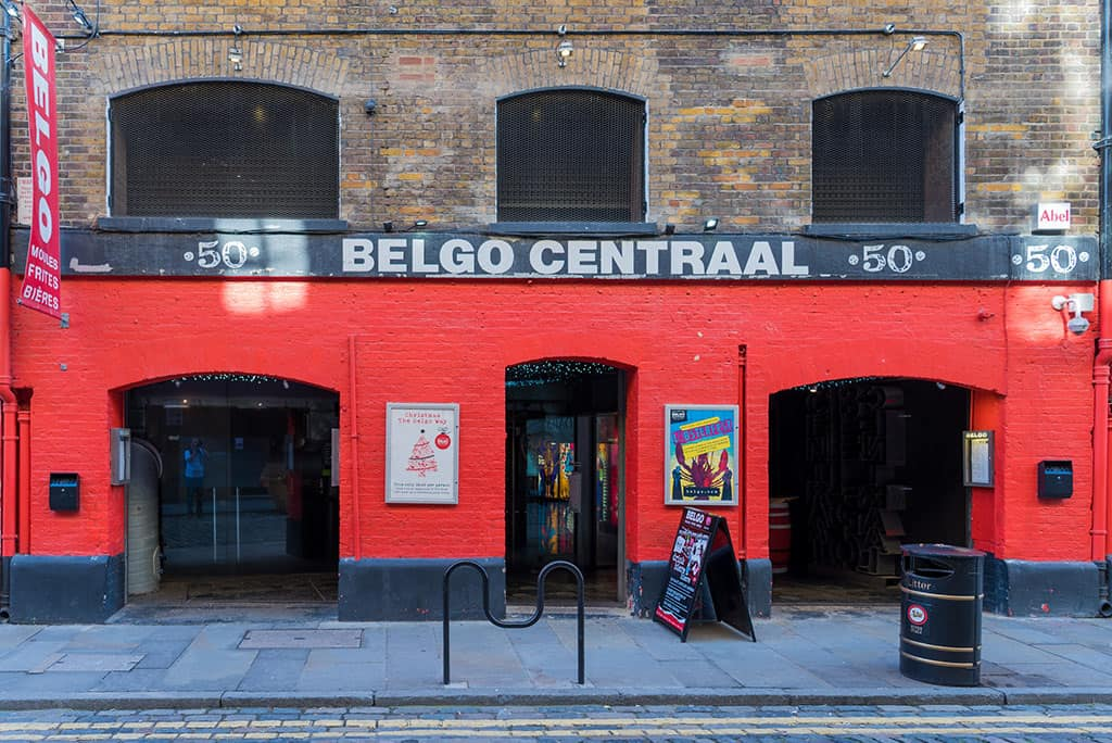 Belgo Centraal London Restaurant