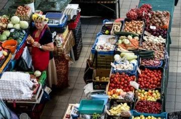 Food Markets in Budapest_Fehervai Uti Market