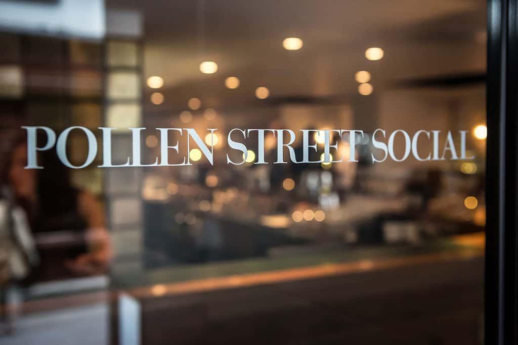 Pollen Street Social London Restaurant