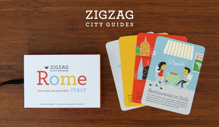 zigzagcityguides-Rome