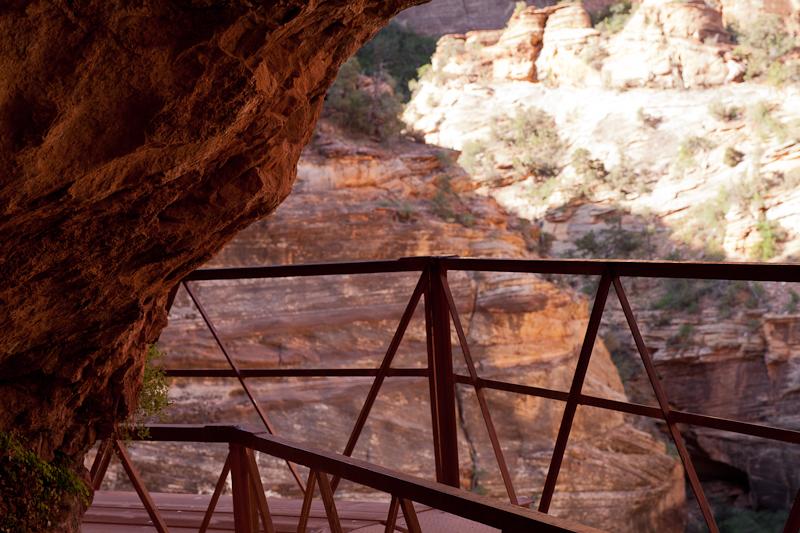 Bridge on the Overlook Trail