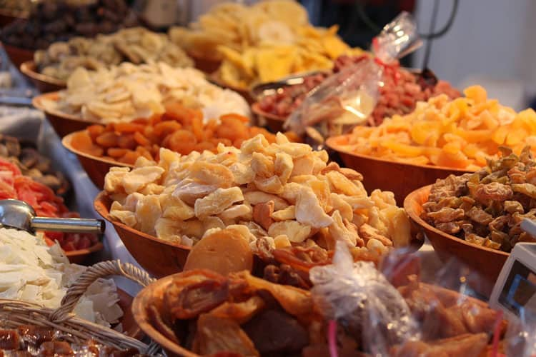 Traditional Hungarian Foods - Hungarian Dried Fruits