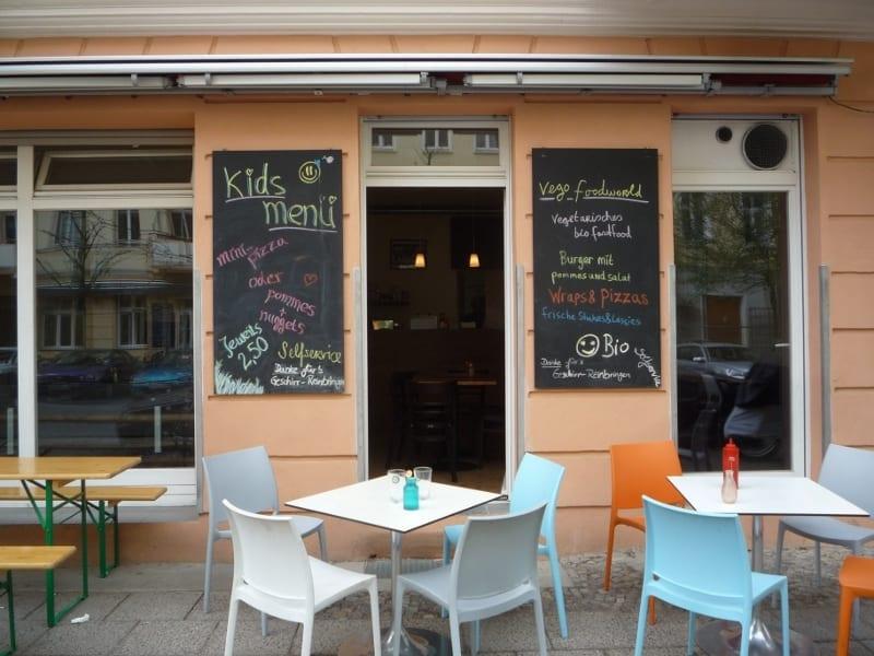 Vegetarian Restaurants in Berlin - Vego Foodworld