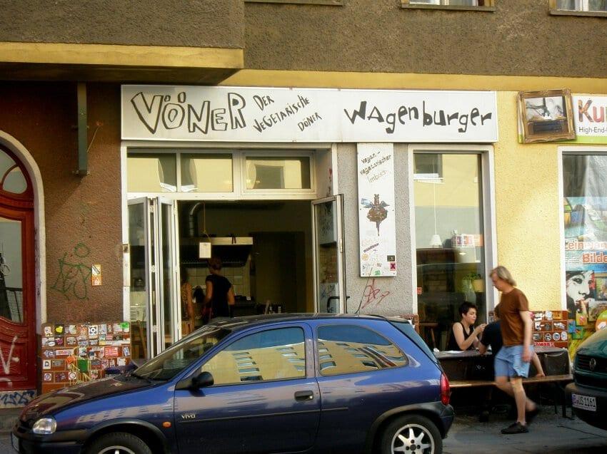 Vegetarian Restaurants in Berlin - Voner
