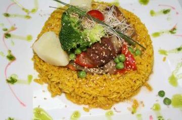 Vegetarian Restuarants in Madrid -Yerbabuena