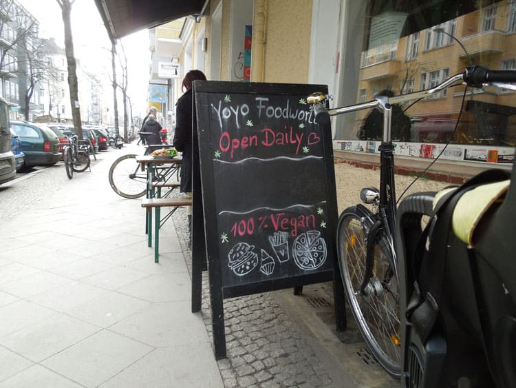 Vegetarian Restaurants in Berlin - Yoyo Foodworld