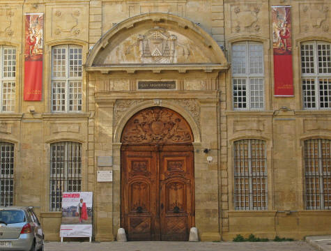 Tapestry Museum Aix en Provence