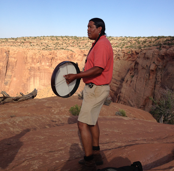 Brian from Monument Valley Tours