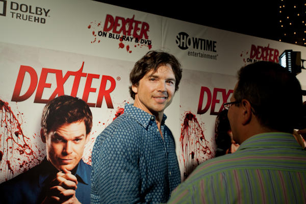 Jason Gedrick from Dexter