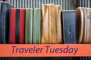 Traveler Tuesday on Misadventures with Andi