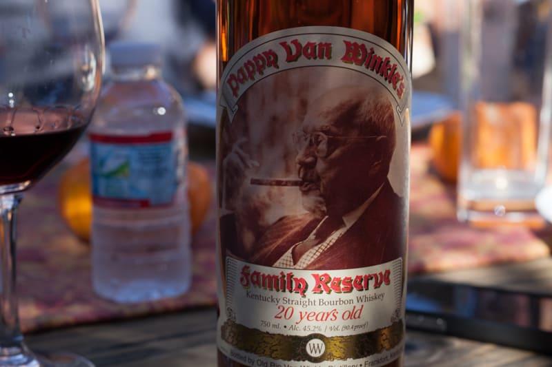 Pappy Van Winkel's Kentucky Bourbon