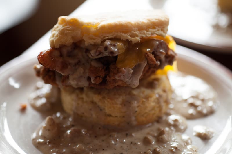 Road Trip - Portland - The Reggie from Pine State Biscuit