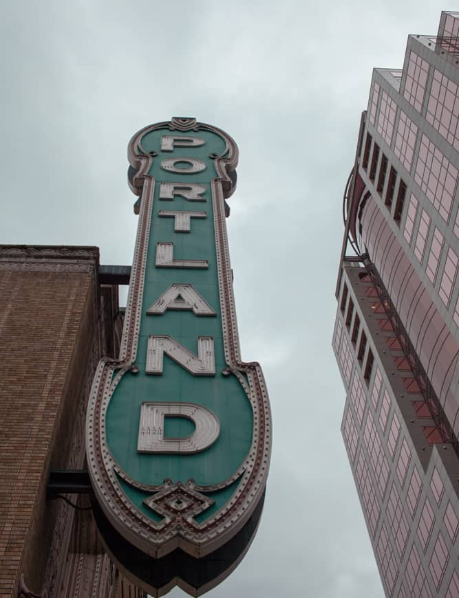 Trip report - Portland for the weekend