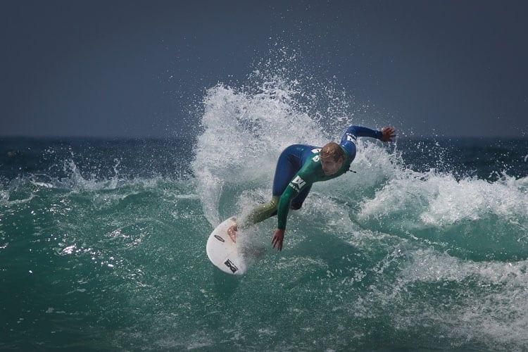 Costa Vicentina Surfing