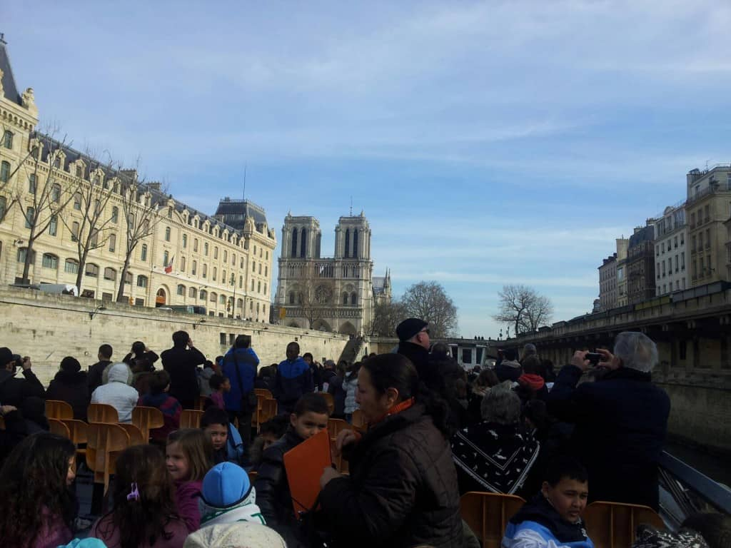 A Passion for Paris - La Mom - Field trip