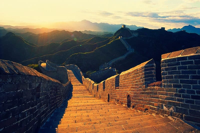 Great Wall of China by Andi Perullo Andi Perullo of My Beautiful Adventures