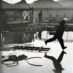 A Passion For Paris - Daisy De Plume - Behind Gare St Lazare 1932 Henri Cartier-Bresson