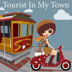 Tourist in My Town on Misadventures with Andi