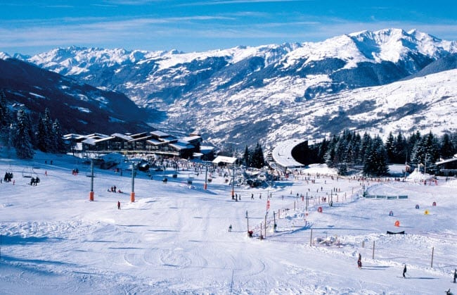 Best French resorts for beginner skiers - Les Arcs