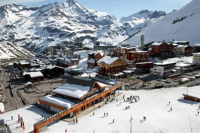 Best French resorts for beginner skiers - Tignes