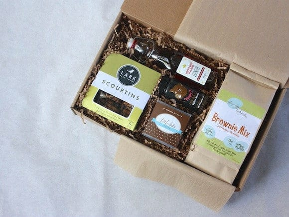 Eat Boutique New England Box