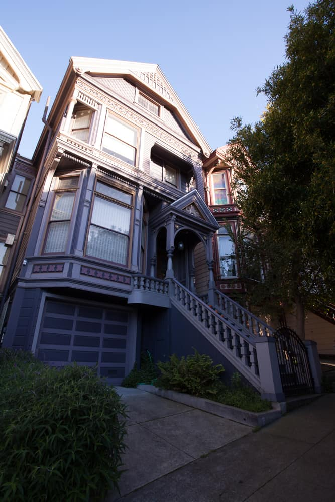709 Ashbury in San Francisco