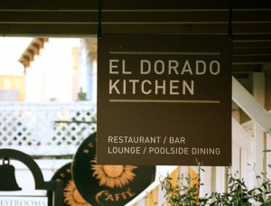 El Dorado Kitchen in Sonoma