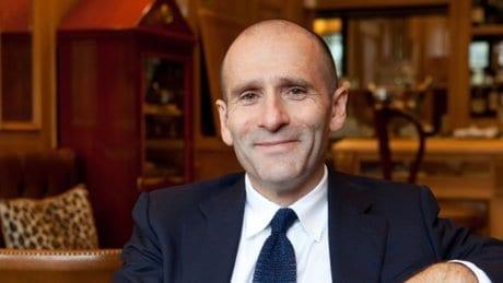Gavin Tollman CEO of Trafalgar