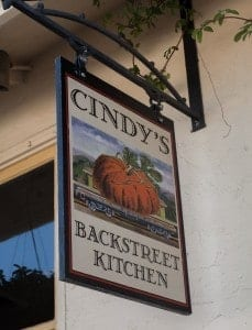 Cindy's Backstreet Kitchen
