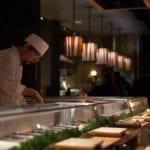 Nobu Sushi bar