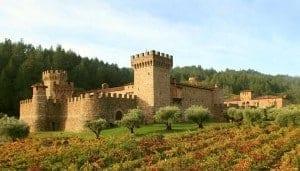 Castello di Amorosa in Calistoga (Napa Valley)