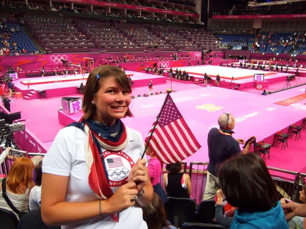 Amanda Olympics