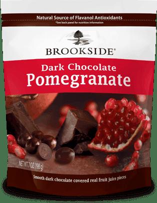 Brookside chocolate pomegranate