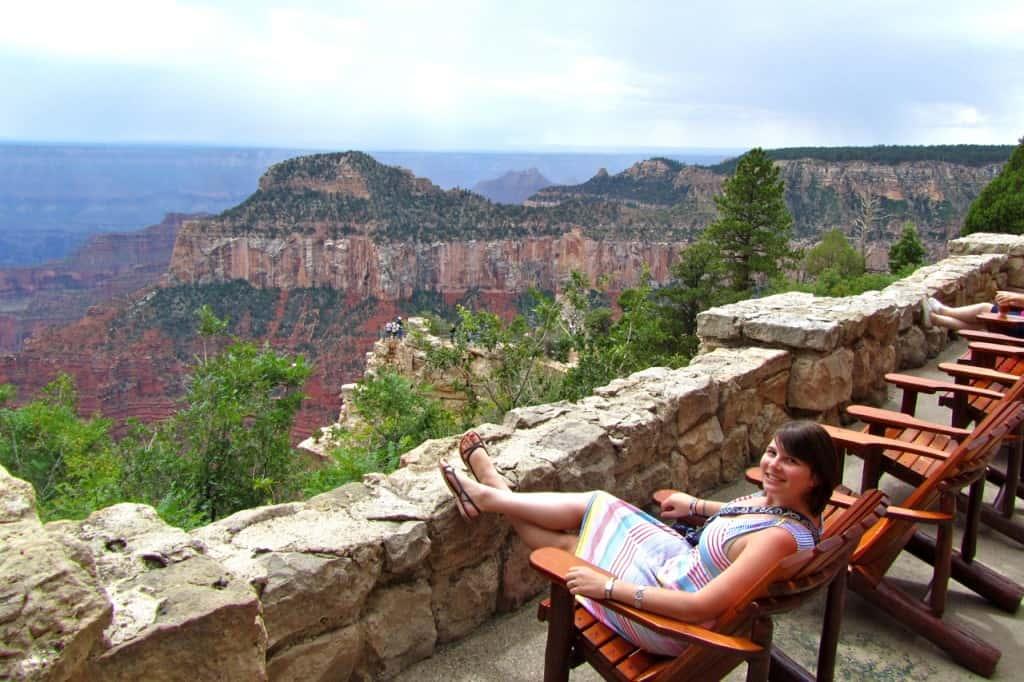 Amanda Grand Canyon