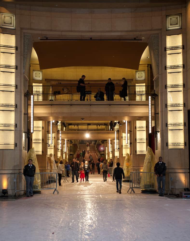 Oscars Walkway