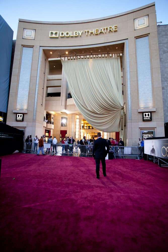 Red Carpet Crowds