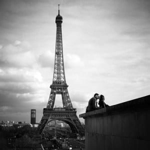 Love is Paris