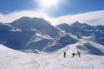 Val-thorens-ski