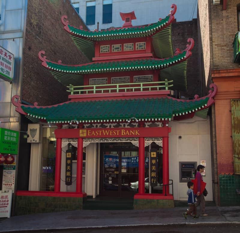 San Francisco Chinatown Telephone Exchange