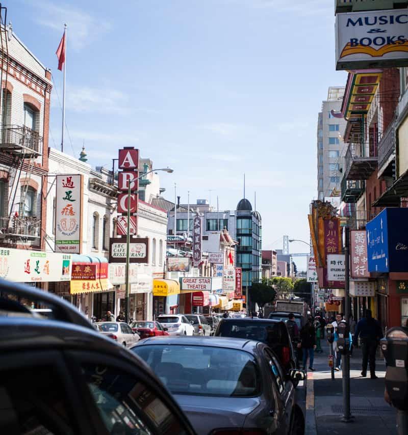 San Francisco Chinatown
