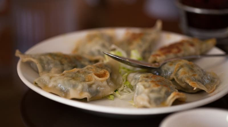 Chinatown Four Seas Dumplings