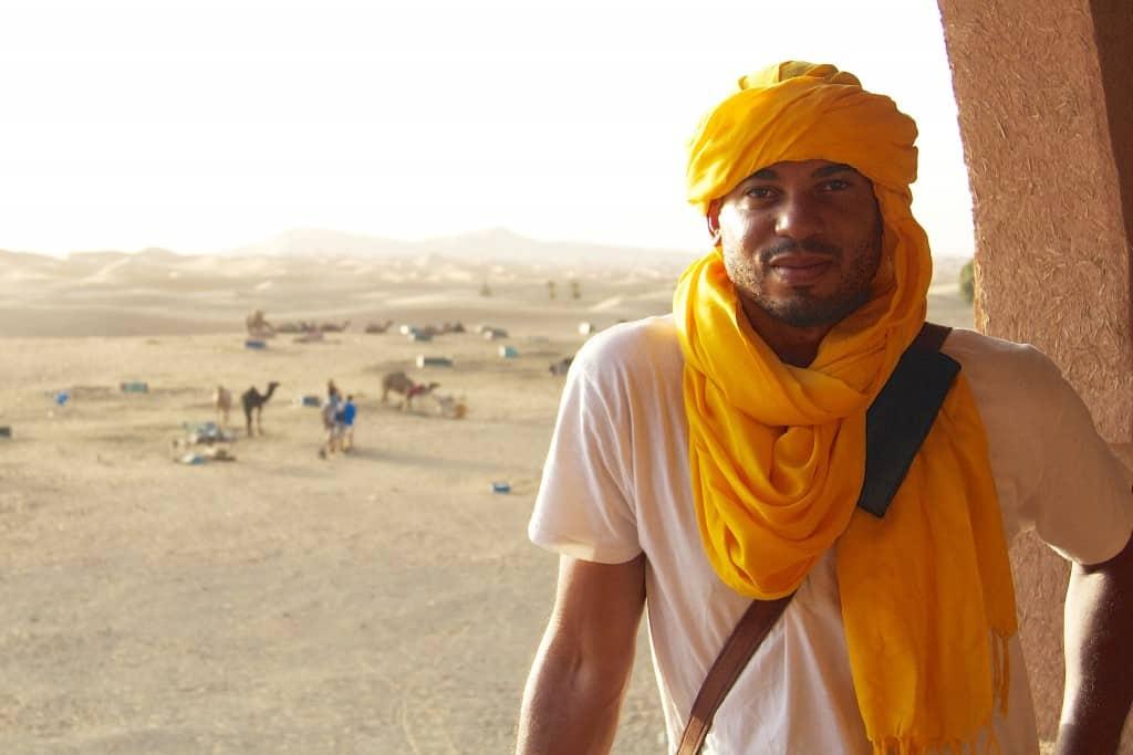 Traveler Tuesday – Patrick Bennett of Uncommon Caribbean in Morocco