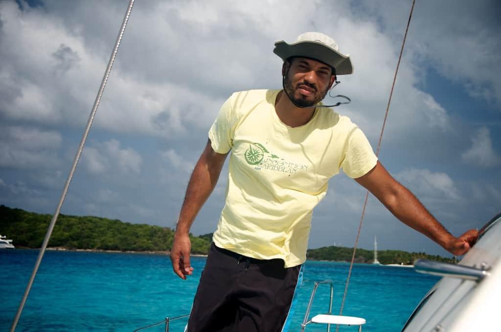 Traveler Tuesday – Patrick Bennett of Uncommon Caribbean Sailing