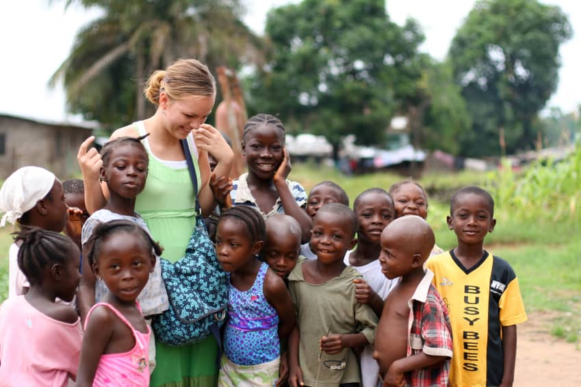 Why you should volunteer in Africa