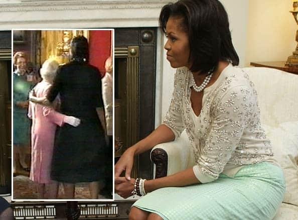 Michelle Hugs the Queen, Sparks Brit-Fit