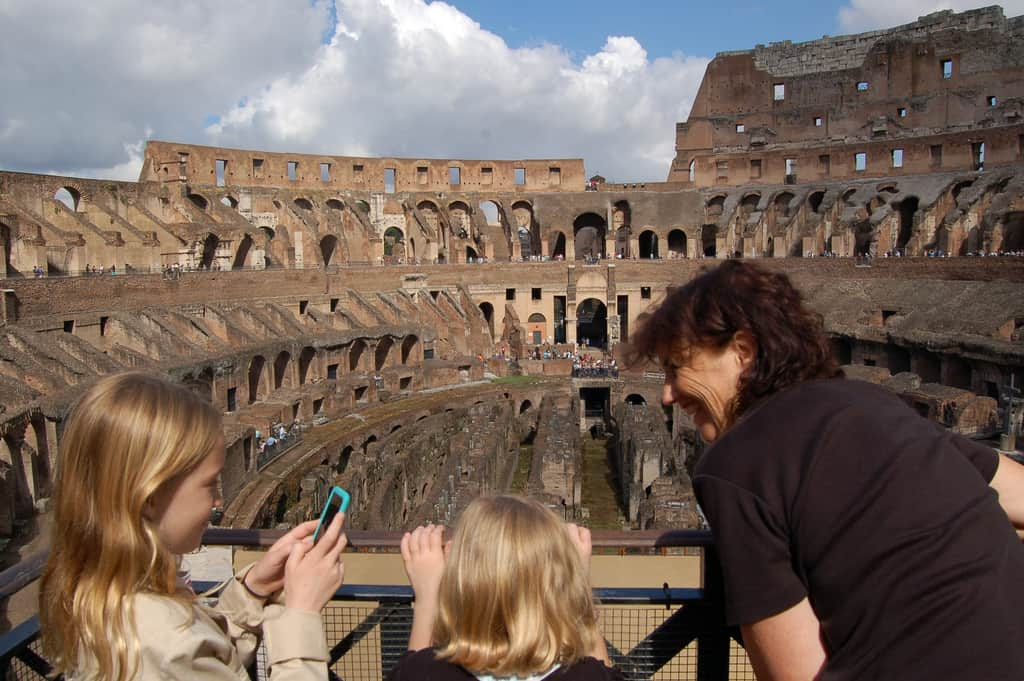 Context Travel in Rome