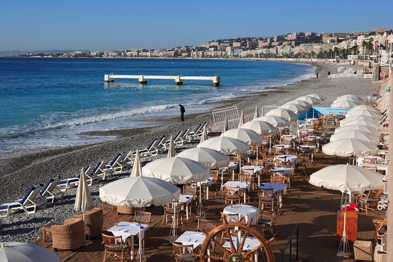 French-Riviera-Dining Nice France