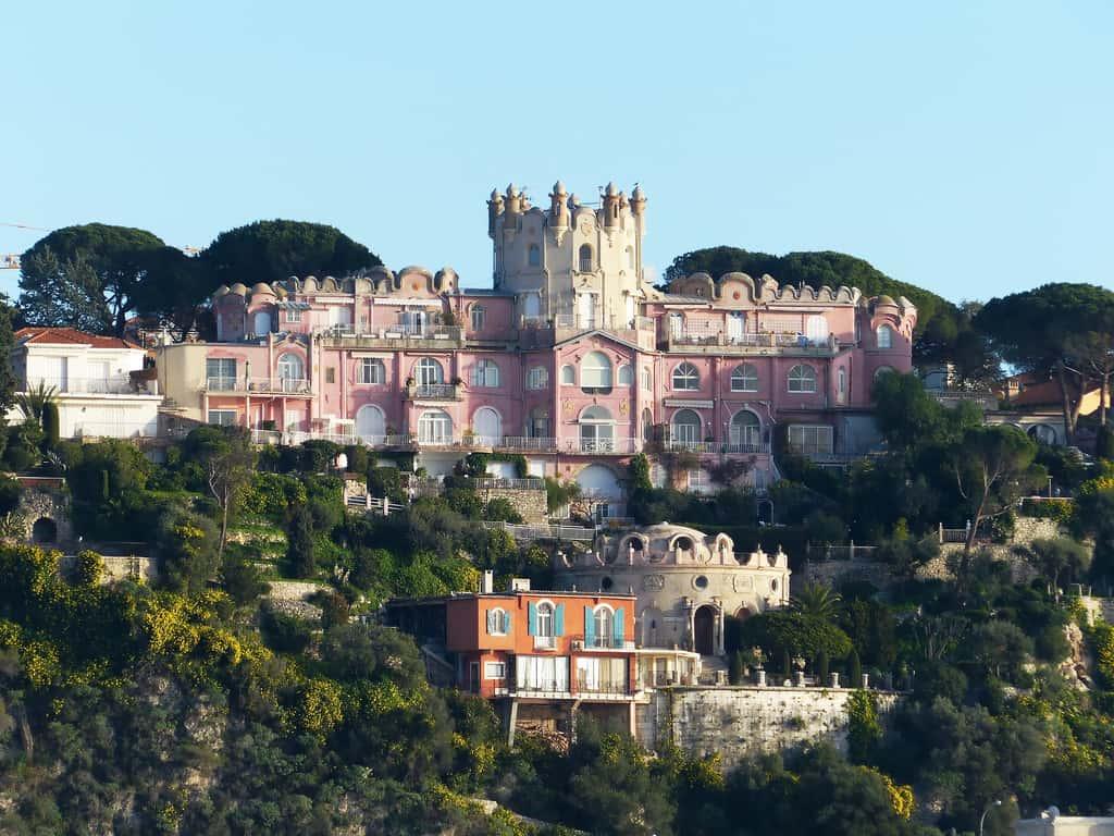 Le Chateau Nice, Nice France